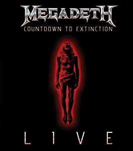 Megadeth: Countdown to Extinction - Live